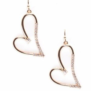 New Fashion Nova Take Care Of Me Earrings